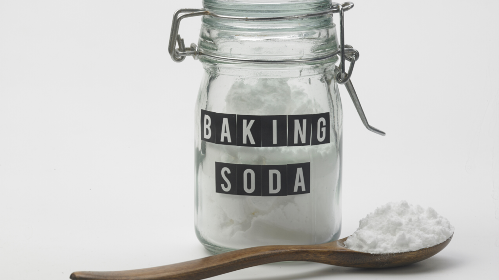 Tidy Time Saver - Baking Soda Cleaning Hacks