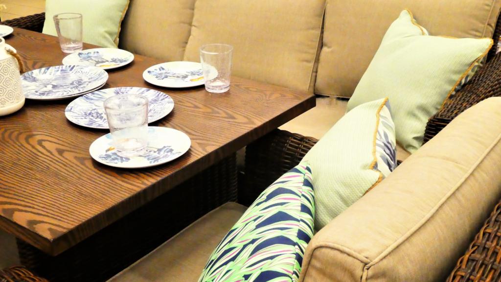 Tidy Time Saver - Patio Cushions